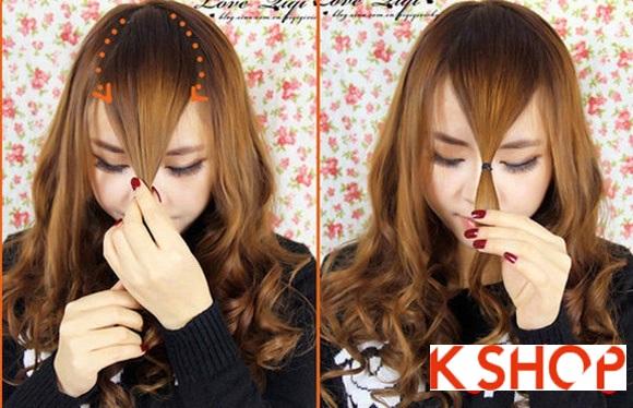 Kiểu tóc uốn xoăn Hàn Quốc đẹp 2016 cho cô nàng năng động hoạt bát phần 2