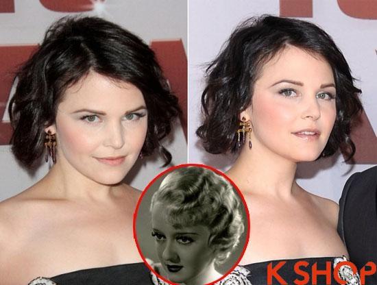 Những kiểu tóc ngắn vintage đẹp cá tính của sao Hollywood 2017 phần 7