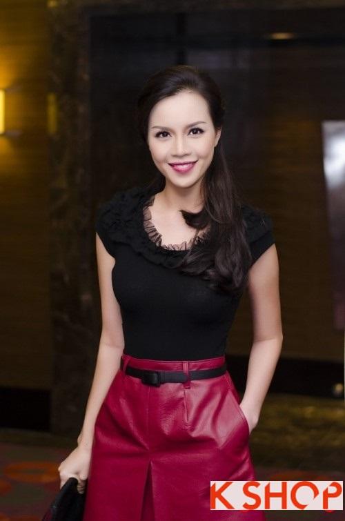 Top 3 kiểu tóc uốn xoăn đẹp nhất 2017 nổi bật sao Việt phần 1