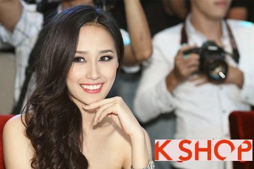 Top 3 kiểu tóc uốn xoăn đẹp nhất 2017 nổi bật sao Việt phần 3