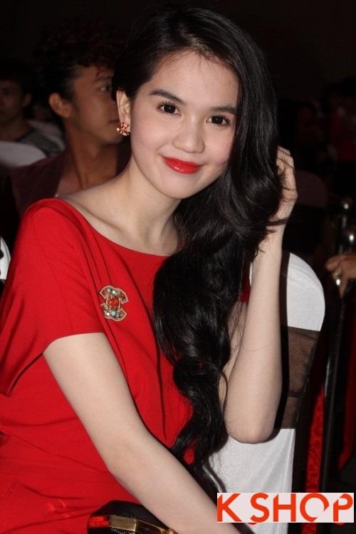 Top 3 kiểu tóc uốn xoăn đẹp nhất 2017 nổi bật sao Việt phần 4