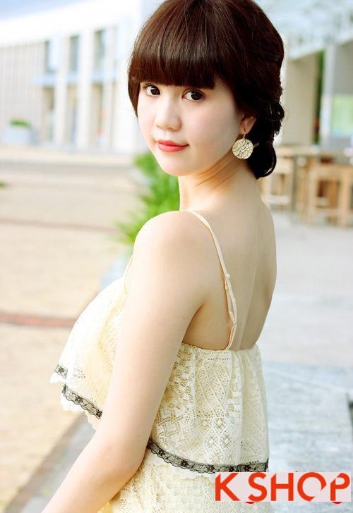Top 3 kiểu tóc uốn xoăn đẹp nhất 2017 nổi bật sao Việt phần 7