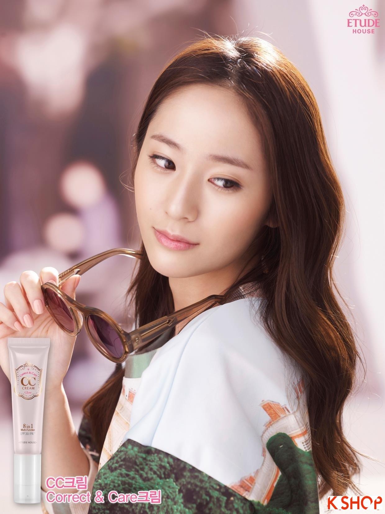 Tóc xoăn dài gợn sóng Hàn Quốc đẹp cho cô nàng dạo phố hè 2017 phần 3