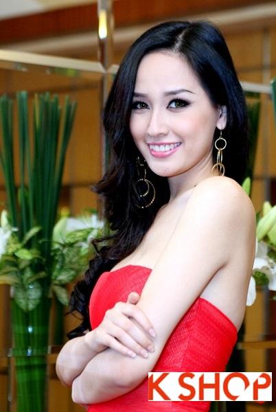 5 Kiểu tóc đẹp 2016 cực quyến rũ sang trọng của sao Việt năm nay phần 19