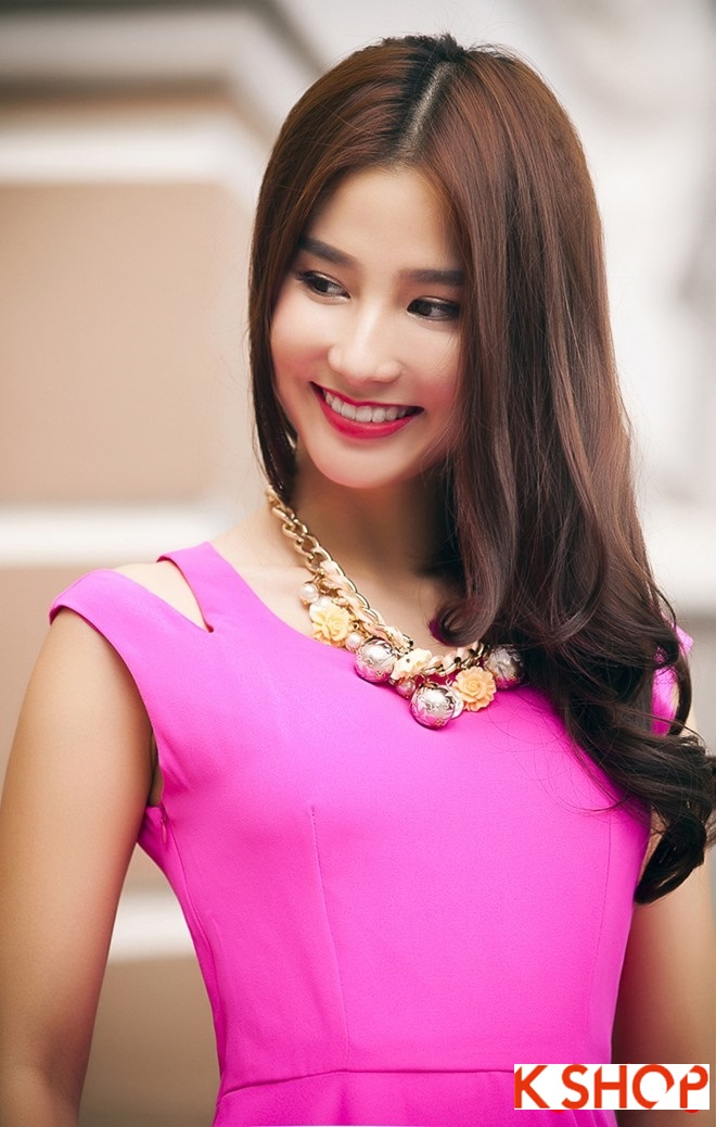 5 Kiểu tóc đẹp 2016 cực quyến rũ sang trọng của sao Việt năm nay phần 2