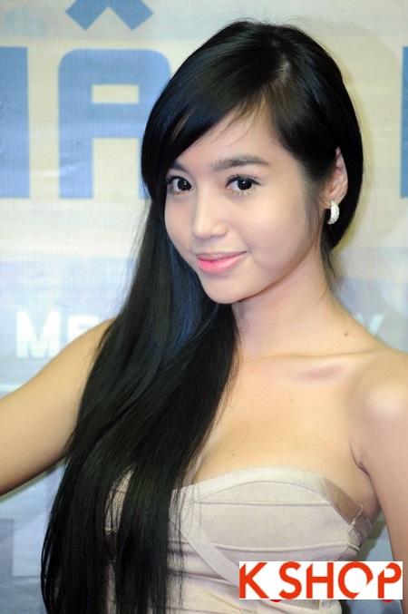 5 Kiểu tóc đẹp 2016 cực quyến rũ sang trọng của sao Việt năm nay phần 20