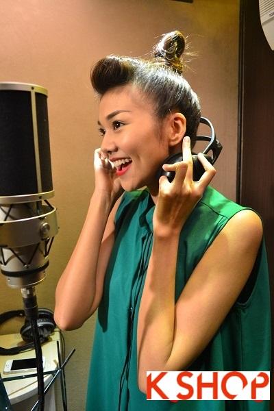 5 Kiểu tóc đẹp 2016 cực quyến rũ sang trọng của sao Việt năm nay phần 23