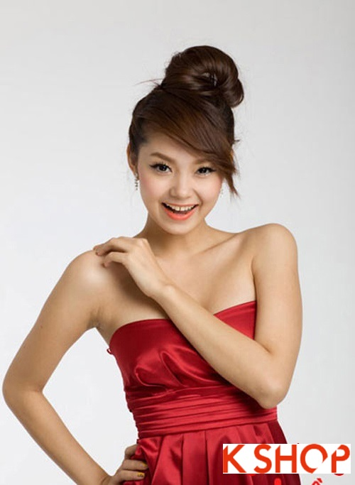 5 Kiểu tóc đẹp 2016 cực quyến rũ sang trọng của sao Việt năm nay phần 25