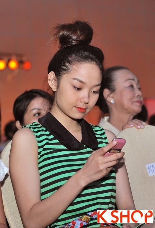 5 Kiểu tóc đẹp 2016 cực quyến rũ sang trọng của sao Việt năm nay phần 26