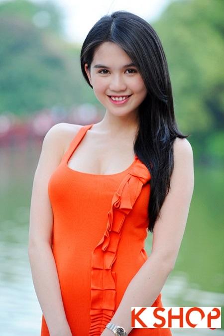 5 Kiểu tóc đẹp 2016 cực quyến rũ sang trọng của sao Việt năm nay phần 5