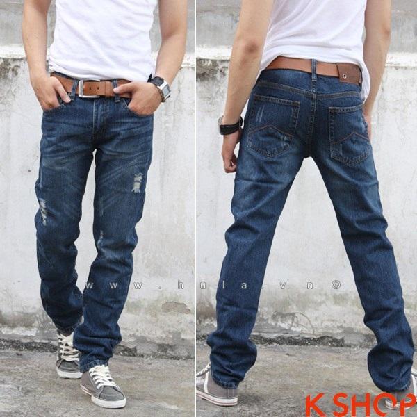 Quần Jeans nam đẹp hè 2017 cho chàng mạnh mẽ đầy phong cách lôi cuốn phần 11