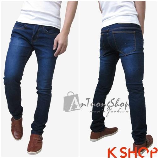 Quần Jeans nam đẹp hè 2017 cho chàng mạnh mẽ đầy phong cách lôi cuốn phần 12