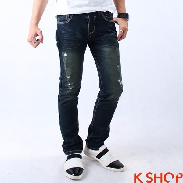 Quần Jeans nam đẹp hè 2017 cho chàng mạnh mẽ đầy phong cách lôi cuốn phần 15