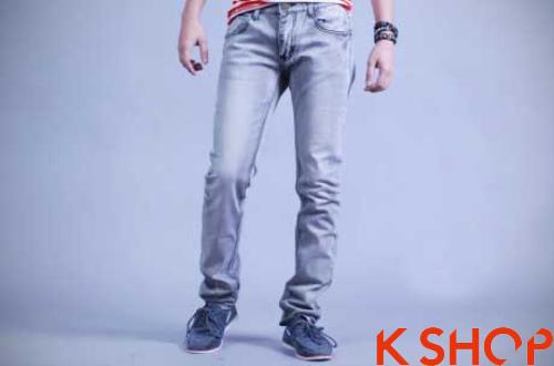 Quần Jeans nam đẹp hè 2017 cho chàng mạnh mẽ đầy phong cách lôi cuốn phần 3