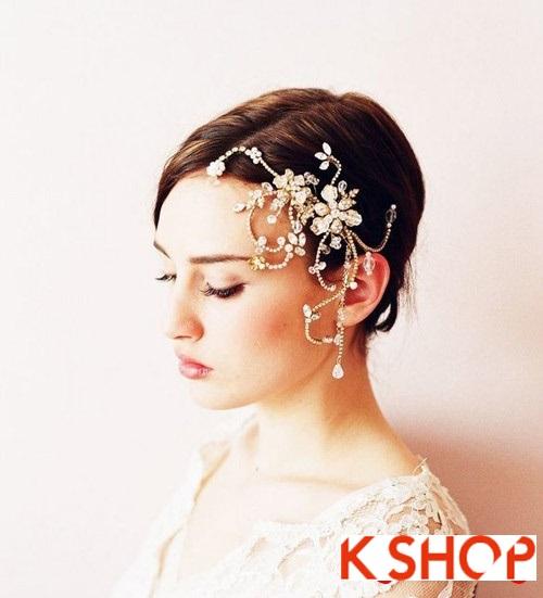 Tóc búi đẹp nhất cho cô dâu sang trọng cuốn hút trong ngày cưới phần 2