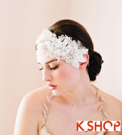 Tóc búi đẹp nhất cho cô dâu sang trọng cuốn hút trong ngày cưới phần 5