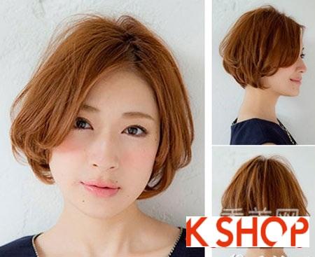 BST 15 kiểu tóc ngắn đẹp phù hợp mọi khuôn mặt hot 2017 bạn gái nên thử phần 1