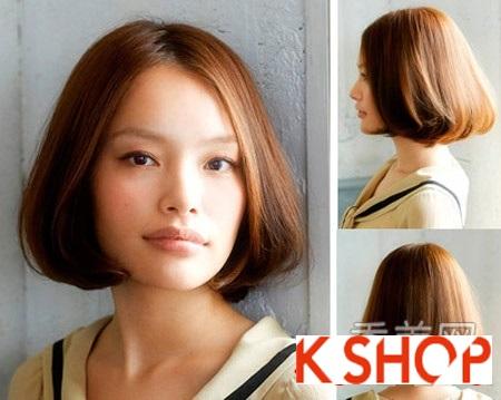 BST 15 kiểu tóc ngắn đẹp phù hợp mọi khuôn mặt hot 2017 bạn gái nên thử phần 10