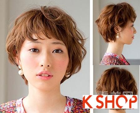 BST 15 kiểu tóc ngắn đẹp phù hợp mọi khuôn mặt hot 2017 bạn gái nên thử phần 3