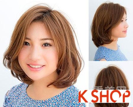 BST 15 kiểu tóc ngắn đẹp phù hợp mọi khuôn mặt hot 2017 bạn gái nên thử phần 4