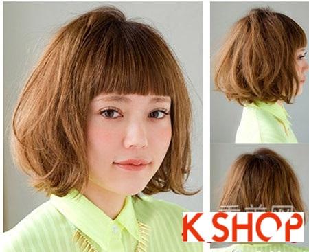 BST 15 kiểu tóc ngắn đẹp phù hợp mọi khuôn mặt hot 2017 bạn gái nên thử phần 5