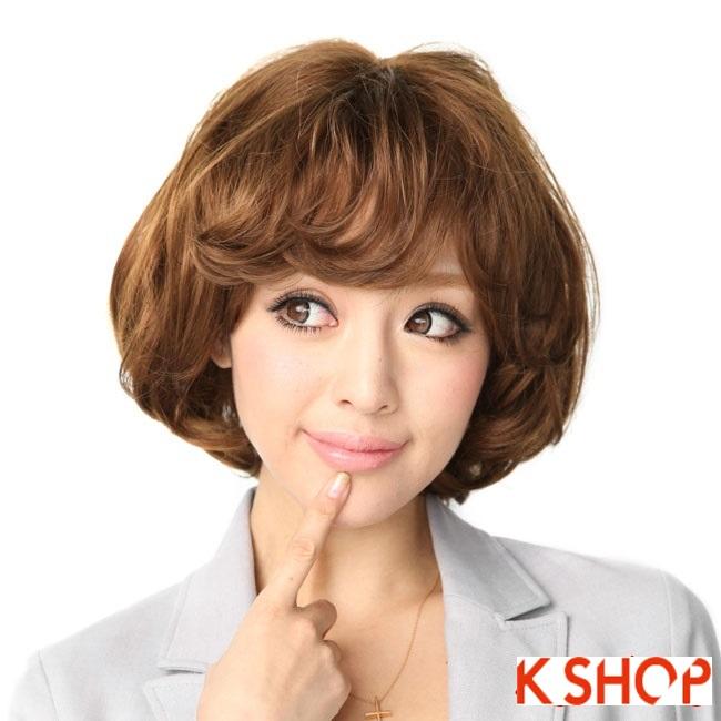 Tóc ngắn Hàn Quốc đẹp 2017 trẻ trung cho nàng sành điệu tới công sở phần 9