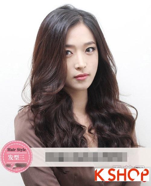 Tóc xoăn Hàn Quốc đẹp 2016 trẻ trung cho cô nàng nữ tính quyến rũ phần 3