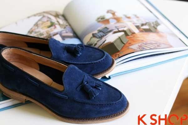 5 Kiểu giày nam đẹp phong cách Hàn Quốc hè 2017 tiện dụng đẳng cấp phần 1
