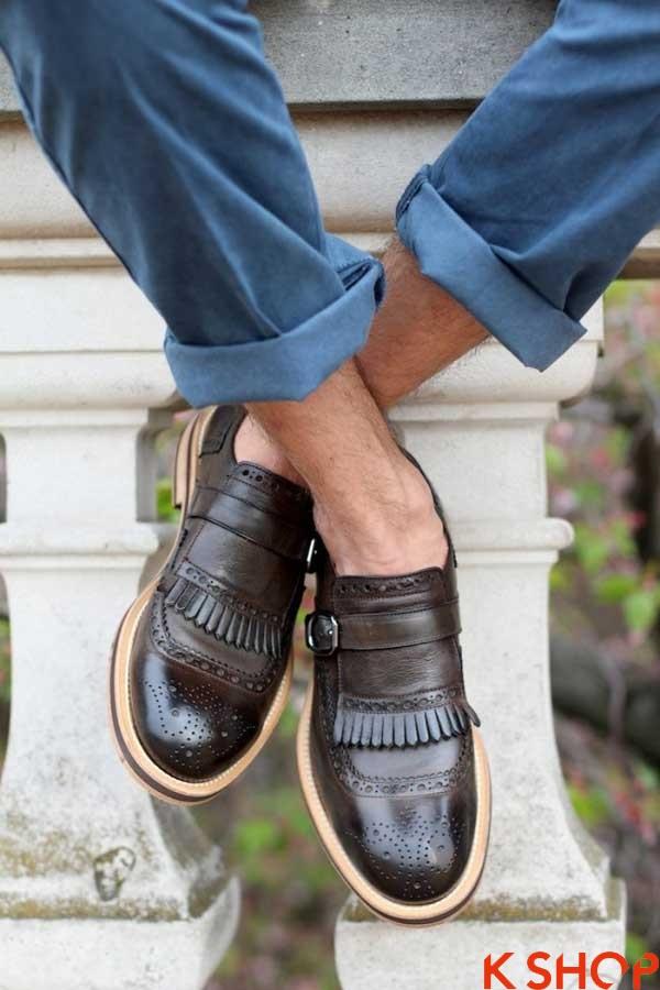 5 Kiểu giày nam đẹp phong cách Hàn Quốc hè 2017 tiện dụng đẳng cấp phần 5
