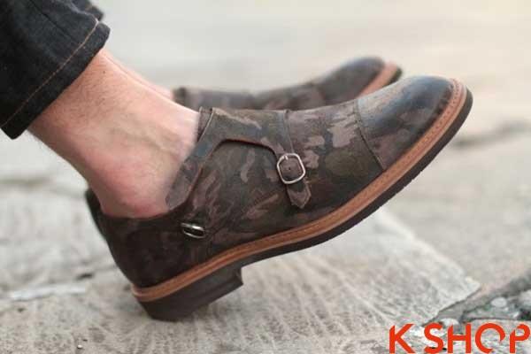 5 Kiểu giày nam đẹp phong cách Hàn Quốc hè 2017 tiện dụng đẳng cấp phần 7