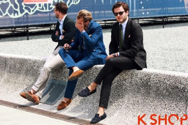 5 Kiểu giày nam đẹp phong cách Hàn Quốc hè 2017 tiện dụng đẳng cấp phần 9