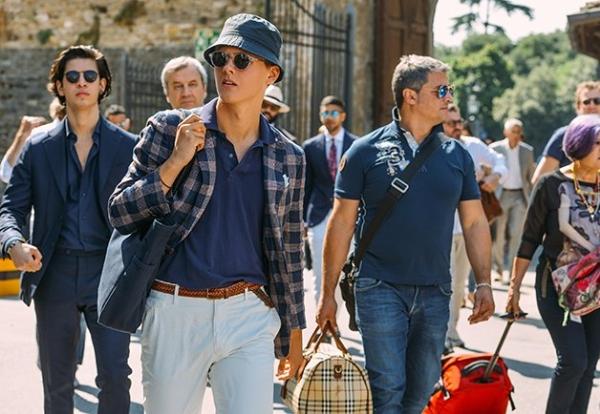 Áo vest nam đẹp cho quý ông sành điệu dạo phố hợp thời trang hè 2017 phần 1