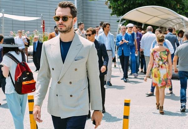 Áo vest nam đẹp cho quý ông sành điệu dạo phố hợp thời trang hè 2017 phần 10