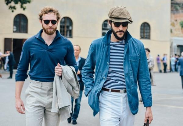 Áo vest nam đẹp cho quý ông sành điệu dạo phố hợp thời trang hè 2017 phần 12