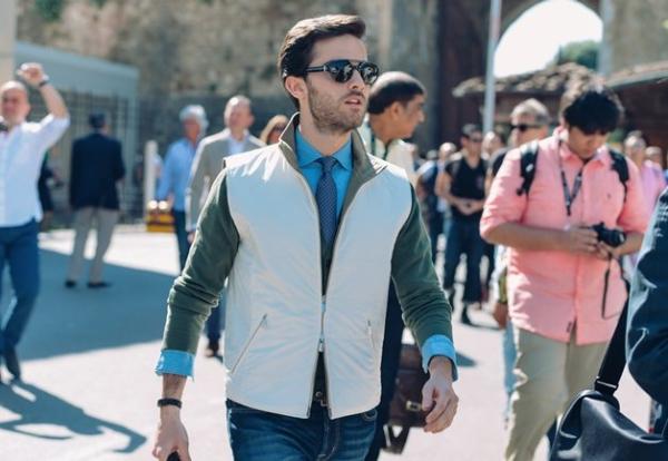 Áo vest nam đẹp cho quý ông sành điệu dạo phố hợp thời trang hè 2017 phần 13