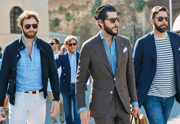 Áo vest nam đẹp cho quý ông sành điệu dạo phố hợp thời trang hè 2017 phần 15