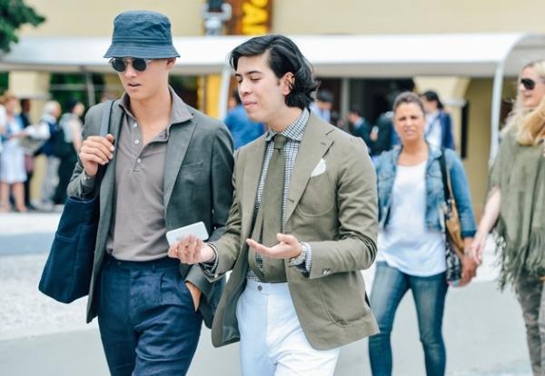 Áo vest nam đẹp cho quý ông sành điệu dạo phố hợp thời trang hè 2017 phần 3