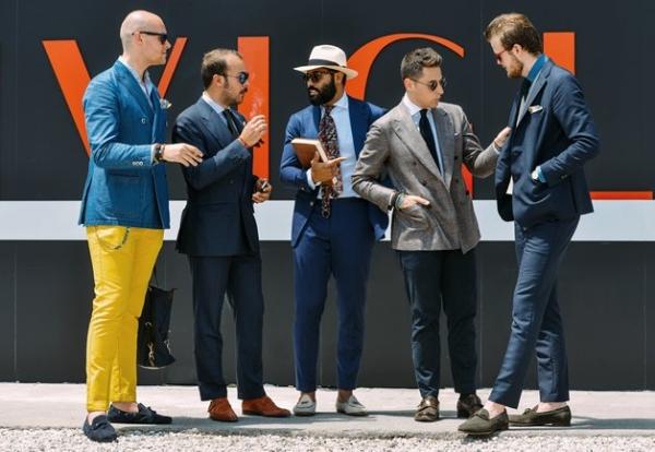 Áo vest nam đẹp cho quý ông sành điệu dạo phố hợp thời trang hè 2017 phần 5