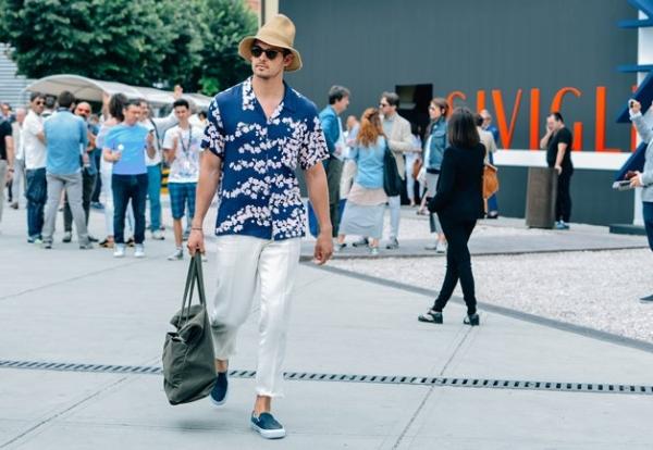 Áo vest nam đẹp cho quý ông sành điệu dạo phố hợp thời trang hè 2017 phần 6