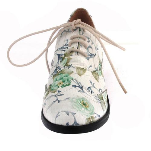 Giày nam họa tiết hoa lá đẹp hè 2016 xu hướng thời trang năm nay phần 3