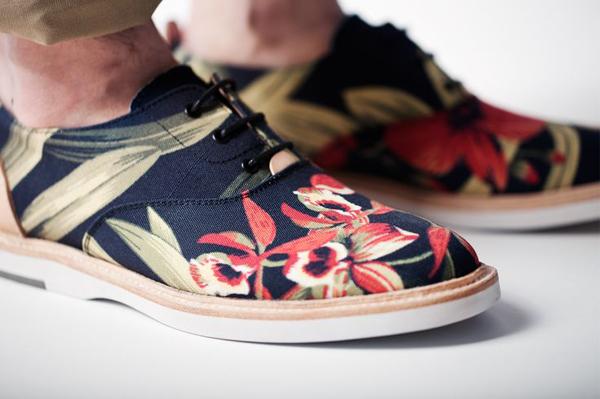 Giày nam họa tiết hoa lá đẹp hè 2016 xu hướng thời trang năm nay phần 5
