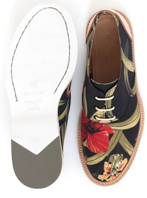 Giày nam họa tiết hoa lá đẹp hè 2016 xu hướng thời trang năm nay phần 6