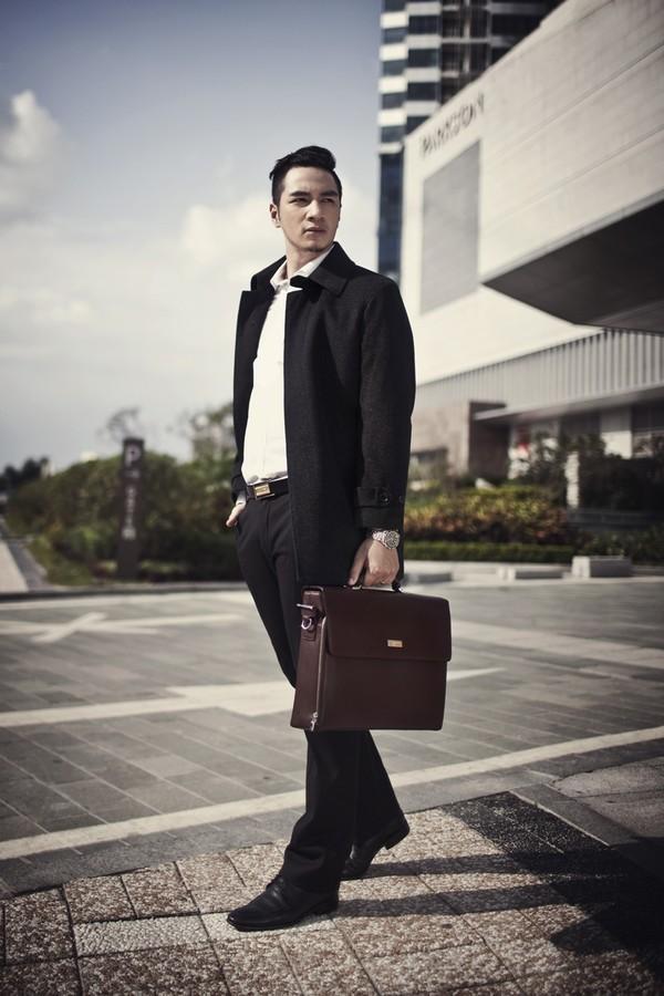 Mix Áo sơ mi nam với vest đẹp cho quý ông thể hiện đẳng cấp hè 2017 phần 11
