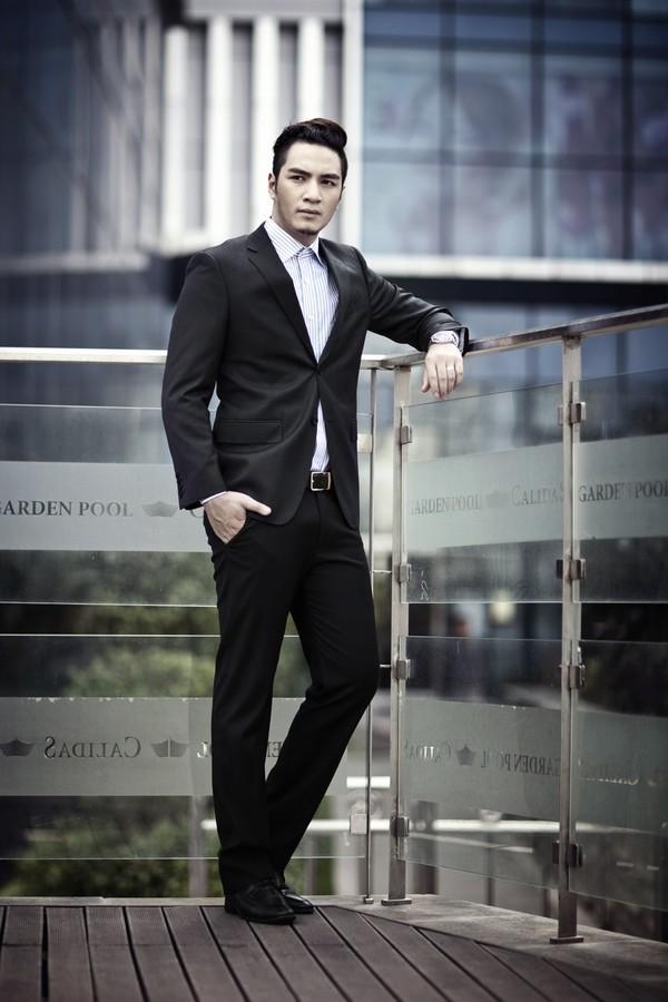 Mix Áo sơ mi nam với vest đẹp cho quý ông thể hiện đẳng cấp hè 2017 phần 5