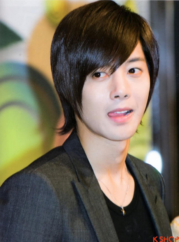 BST 6 kiểu tóc nam sao Hàn Quốc đẹp nhất 2017 phù hợp mọi khuôn mặt phần 1