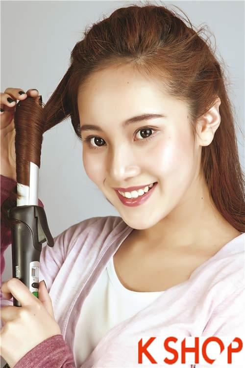 Tóc tết Hàn Quốc đẹp 2016 trẻ trung xinh xắn bạn gái nên biết phần 5