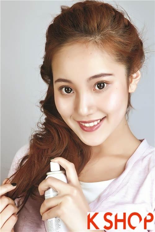 Tóc tết Hàn Quốc đẹp 2016 trẻ trung xinh xắn bạn gái nên biết phần 6
