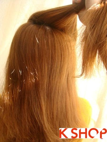 Tết tóc đuôi tôm uốn ngược Hàn Quốc đẹp 2016 dễ làm tại nhà phần 2