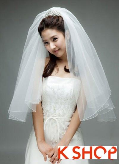 Tóc cưới cô dâu Hàn Quốc đẹp 2017 sang trọng đầy quyến rũ phần 7