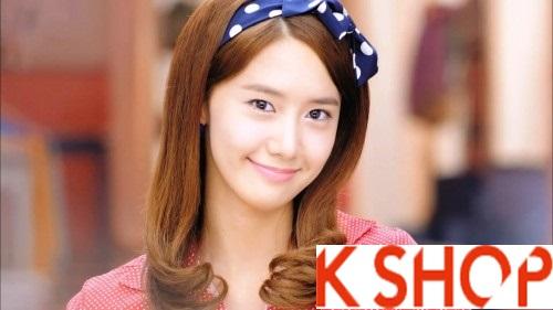 Tóc uốn xoăn Hàn Quốc đẹp hè 2017 cho cô nàng khuôn mặt dài phần 3